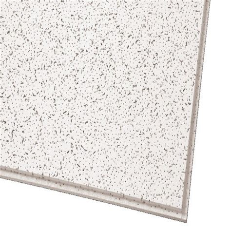 Drop Ceiling Tiles 24 X 48 by Armstrong Cortega 24 Quot X 48 Quot Angled Tegular Drop Ceiling Tile At Menards 174