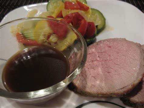 simple au jus gravy recipe food com