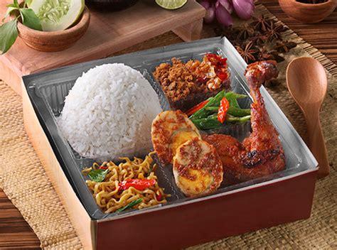 harga paket nasi box murah di jakarta selatan nasi box