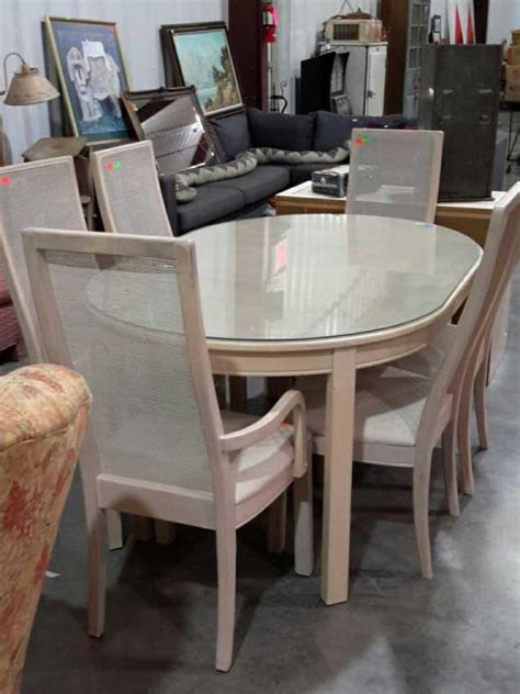 dining table with six chairs white washed oak oval dining table with six chairs