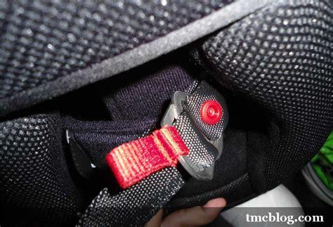 Helm Kbc Hitam kbc v series helmet review tmcblog