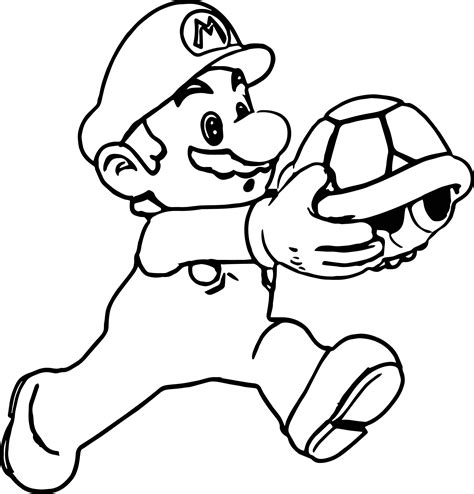 mario coloring mario coloring pages coloringsuite