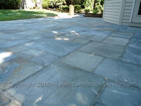 lewis landscape services bluestone patios portland