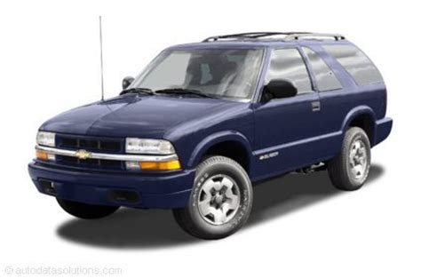 body repair manual chevrolet blazer 1996 1997 1998 1999