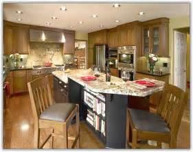 kitchen islands with storage
