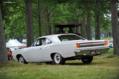 plymouth roadrunner images auction results and data for 1968 plymouth road runner