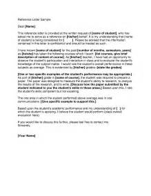 11 letter of recommendation for job sample academic