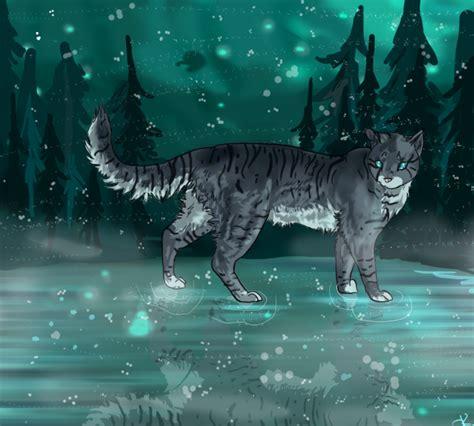 Kuas Cat 3in jayfeather in starclan by kleslie on deviantart