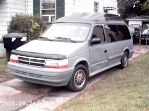 how to work on cars 1994 plymouth voyager navigation system service manual how to hotwire 1994 plymouth voyager 1994 plymouth voyager information and