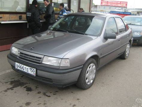 opel omega 1992 1992 opel vectra pictures