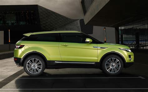 land rover two door baby evoque new subcompact crossover could appear in