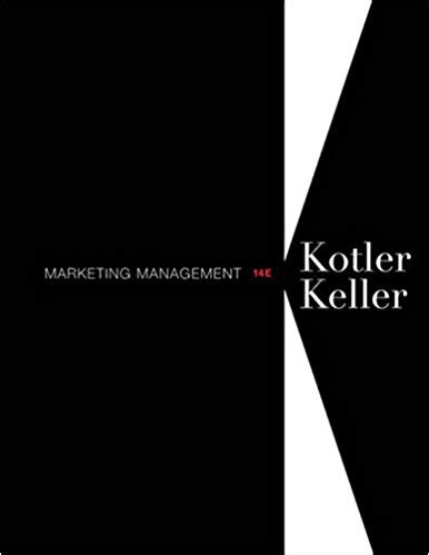 Marketing Management Books For Mba Free Pdf by Hixamstudies Marketing Management 14th Edition By