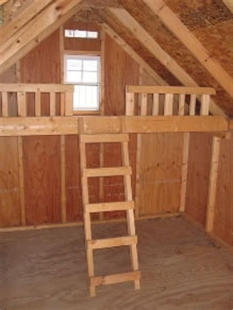cape   wood playhouse kit  floor loft loft