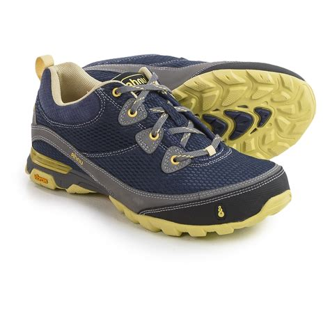 Shoes For by Ahnu Sugarpine Air Mesh Hiking Shoes For Save 54