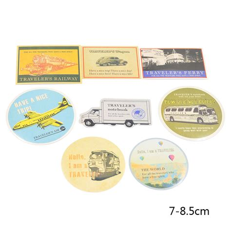 3d Sticker Reise by Vintage Reise Briefmarke Flugzeug Sticker Aufkleber