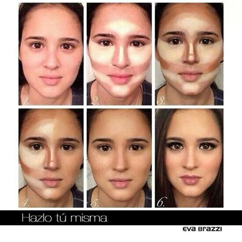 top maquillaje profesional paso a paso wallpapers correctores para que tu rostro se vea mas afilado