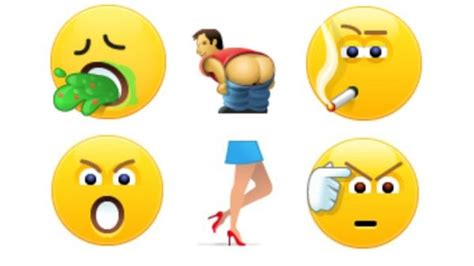 emoticon sedere potentially offensive skype emoticons removed by microsoft