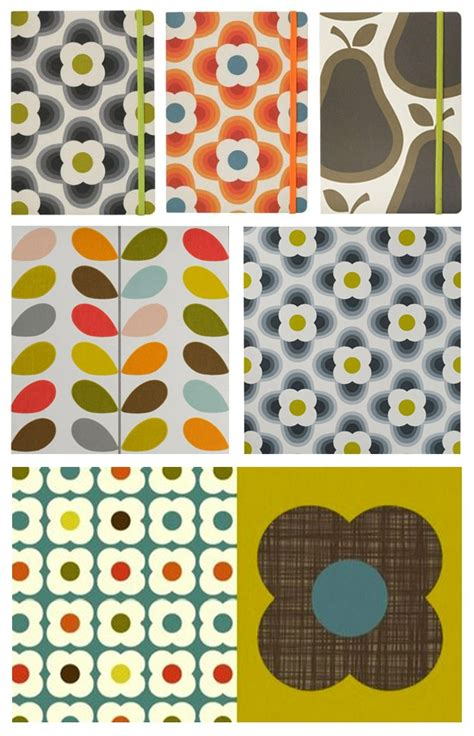 pattern orla kiely review orla kiely always uses flora and fauna as pattern
