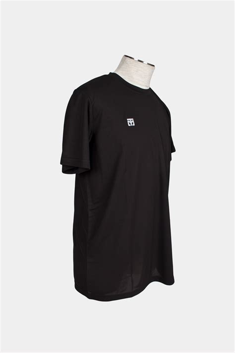 Side By Side Einbaugerät by Black T Shirt Side View Artee Shirt