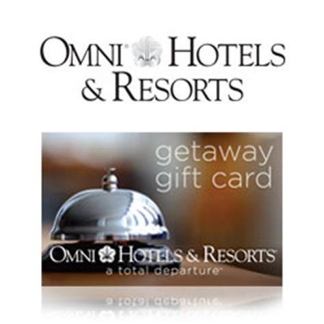 buy omni hotels resorts gift cards at giftcertificates com - Omni Gift Cards
