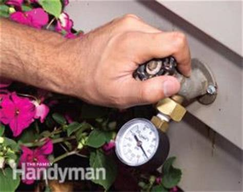 increase water pressure in house how to increase water pressure in your house family handyman