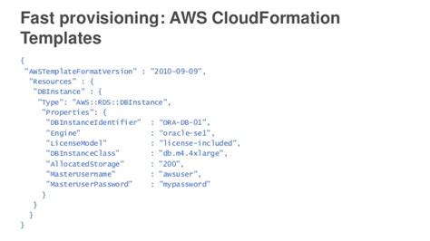 aws april 2016 webinar series rds for oracle quick