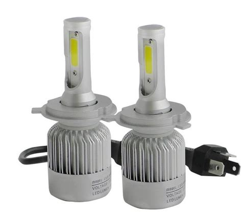 Led Auto H4 by Kit Luces Para Auto Led H4 H7 H1 H3 H11 880 H3 H7 8000lm