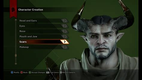 Qunari Tattoo Dragon Age Inquisition | dragon age inquisition qunari by lblander on deviantart