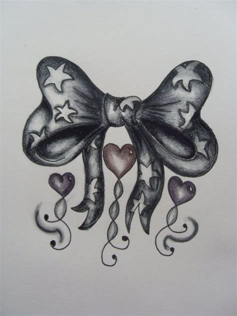 skull bow tattoo designs 63 beautiful bow tattoos and meanings