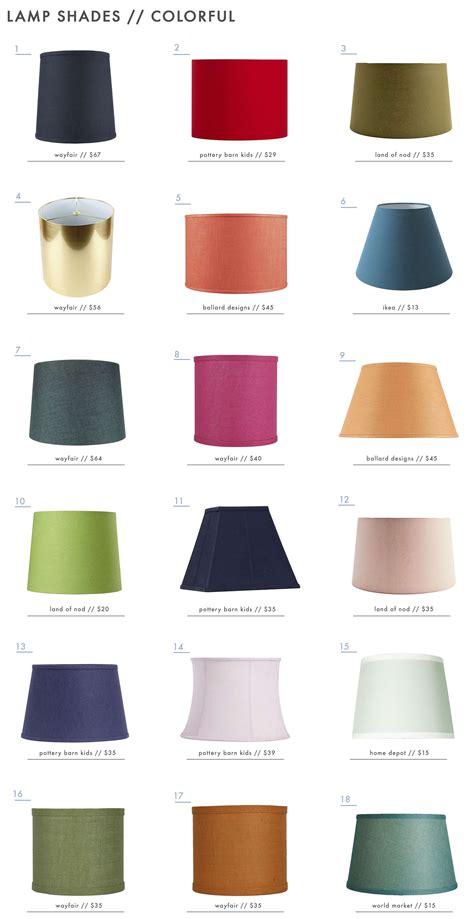 colorful l shades color l shades design decoration