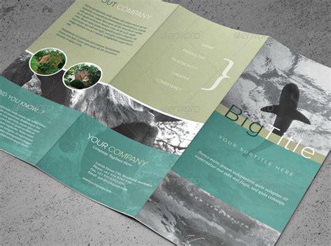 20 brochure exles in psd