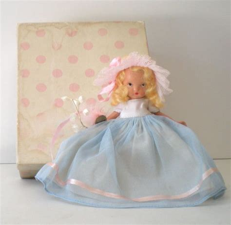 1940s bisque doll 1940s bisque storybook doll bridesmaid 87 family series w