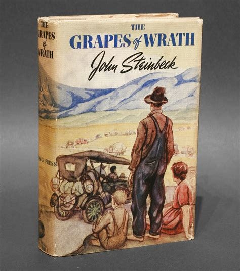 grapes of wrath economic themes the grapes of wrath by john steinbeck novel excerpt