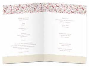 modã le livret de messe mariage livret de messe mariage liberty ch 234 tre planet cards