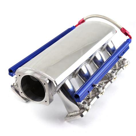 ram air manifolds chevy ls7 fabricated aluminum ram air efi intake manifold
