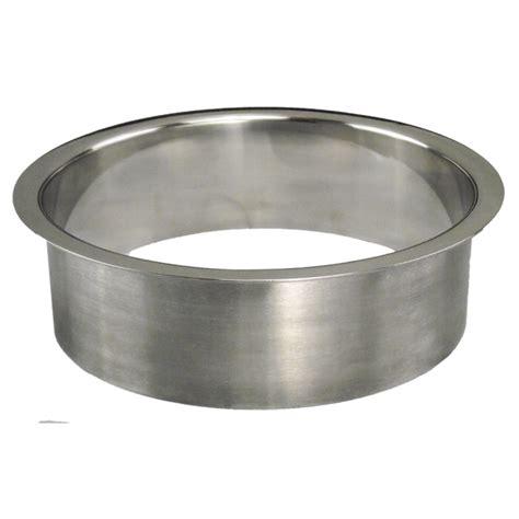 Gromet Kotak Stainless Steel hardware concepts 6123 279 6123 279 grommet trash stainless steel 2 1 2 x1