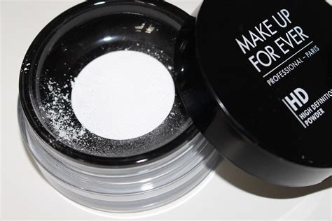 Mufe Hd Powder makeup forever hd microfinish powder review really ree