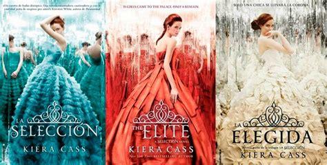 libro la seleccin serie la libros a la derecha saga de quot la selecci 243 n quot sin spoilers