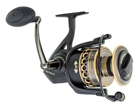Reel Fhising Pancing Penn Usa Battle Ii 2000 51bb penn battle ii spinning reels
