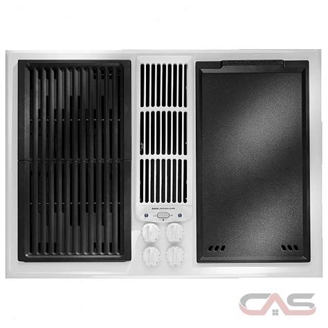 jenn air cooktop electric jenn air jed8230adw cooktop canada best price reviews