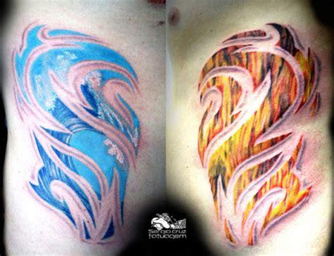 water tribal tattoos 20 tribal water tattoos
