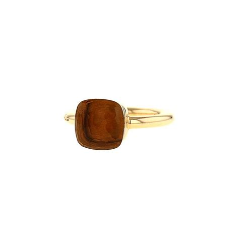 pomellato nudo ring price pomellato nudo ring 335685 collector square