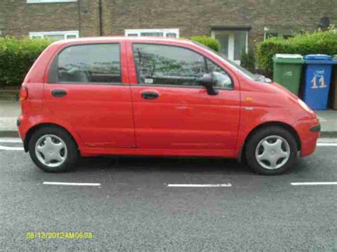 Daewoo Matiz Se Daewoo 1999 Matiz Se Car For Sale