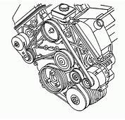 Car Pictures  35L Oldsmobile Aurora Belt Diagram