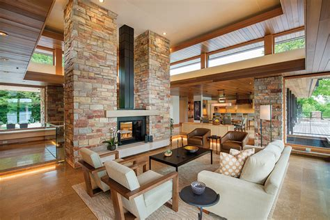 hage homes minneapolis minnesota secluded lakefront oasis