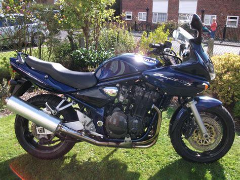 Suzuki Mileage 2001 Suzuki Gsf1200sk2 Bandit Blue Low Mileage
