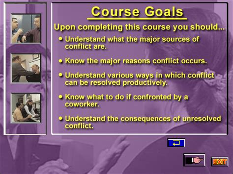 Conflict Resolution The Office by Conflict Resolution In The Office Course By