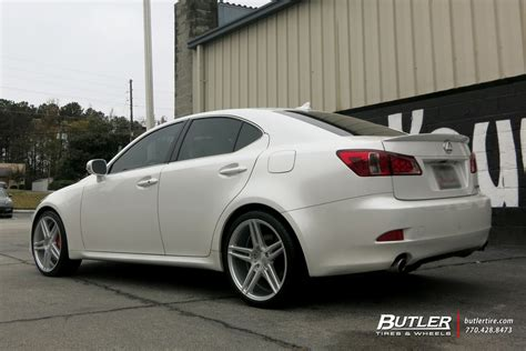 lexus is 19 wheels lexus is with 19in niche turin wheels exclusively from