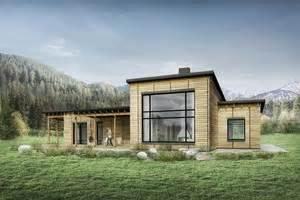 Modern house plans houseplans com