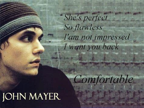 John Mayer Comfortable John Mayer Wallpaper 13182319